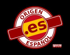 logotipo origen español compartir igual